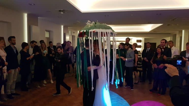 Hochzeitskranz